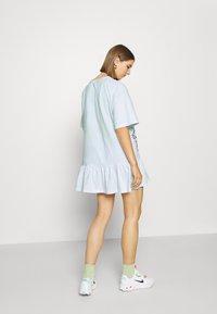 NEW girl ORDER - HELLO DRESS - Day dress - green - 2