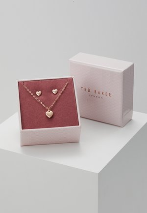 AMORIA SWEETHEART GIFT SET - Earrings - rose gold-coloured