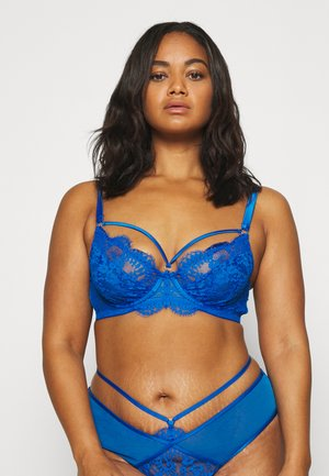DELORES BRA - Podprsenka skosticemi - french blue