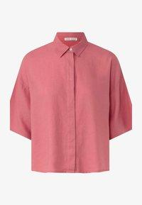 OYSHO - Button-down blouse - pink - 4