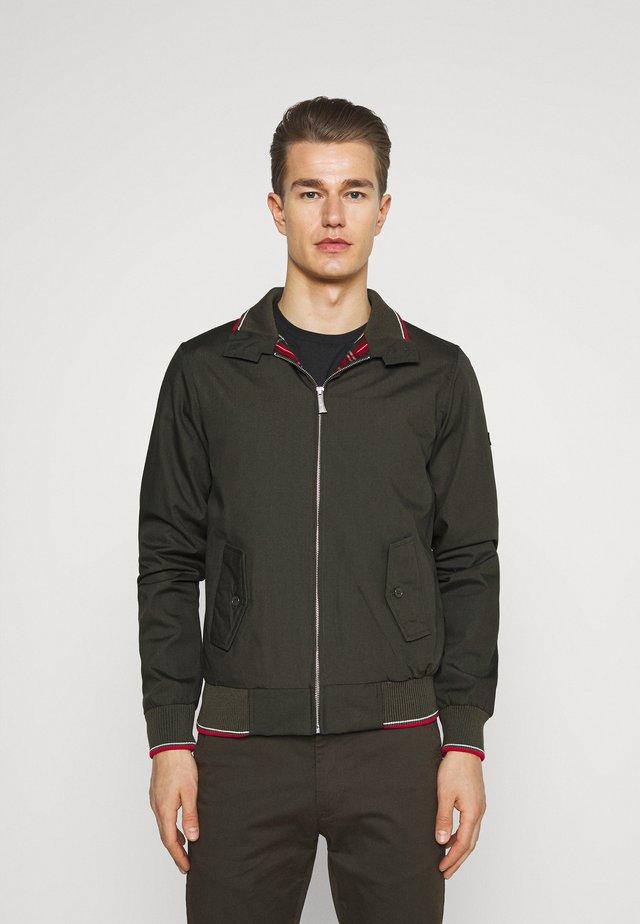 MICK - Summer jacket - khaki