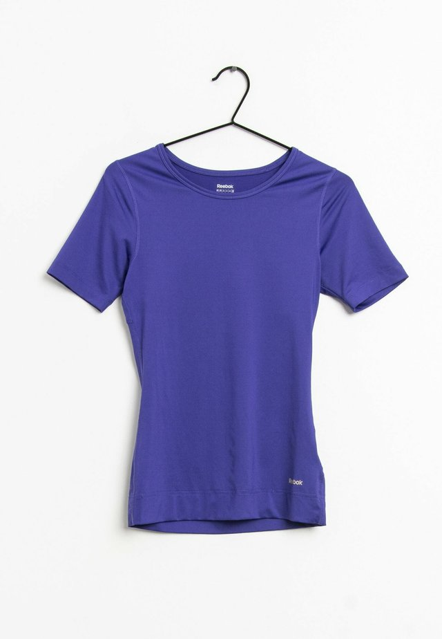 T-shirt basic - purple