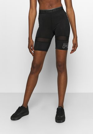 ALKE - Leggings - black