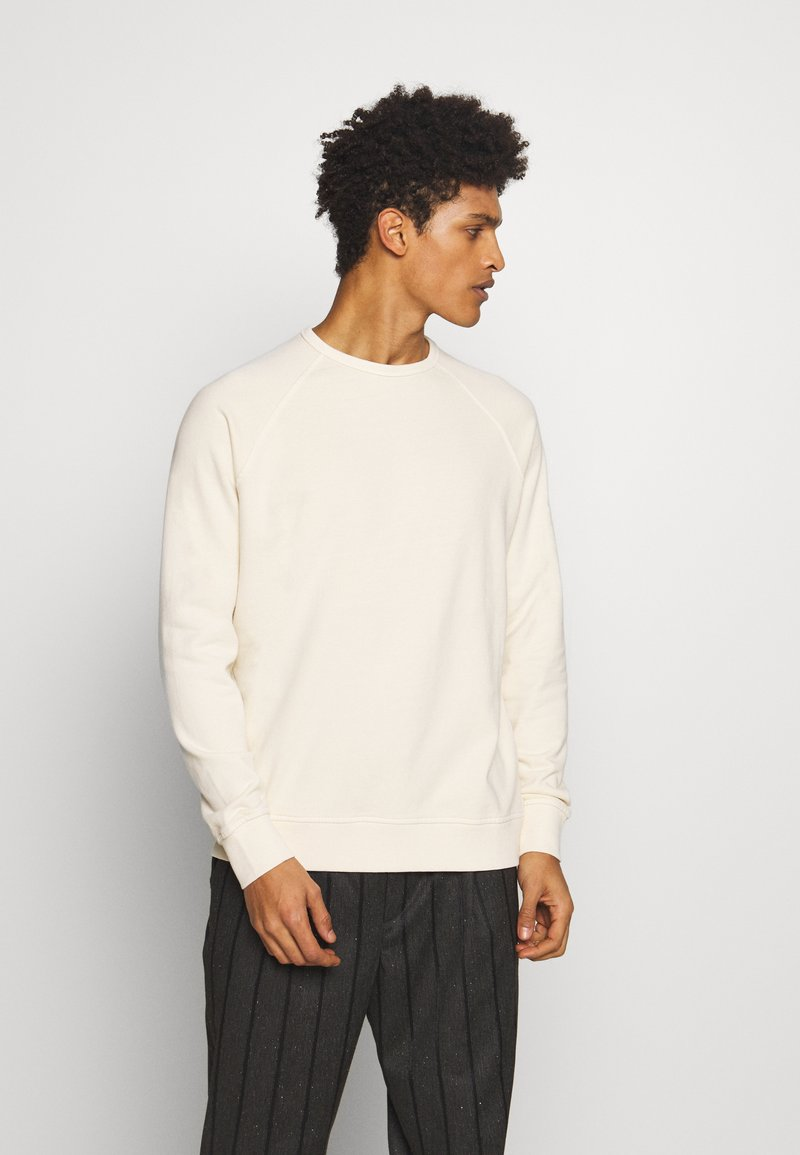 YMC You Must Create - SCHRANK RAGLAN - Sweatshirt - ecru