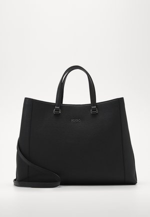 VICTORIA WORKBAG - Handbag - black