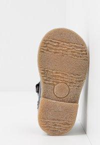 Froddo - COPER T-BAR MEDIUM FIT - Zapatos de bebé - blue - 5