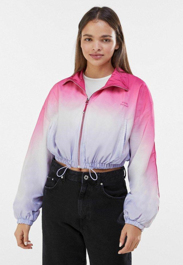 Veste mi-saison - pink