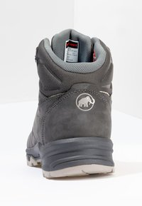 Mammut - MERCURY III MID GTX MEN - Hiking shoes - bark/dark cloud - 3