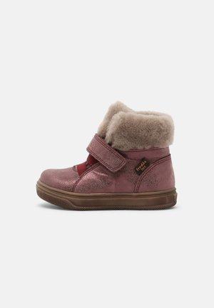 BASCO TEX - Winter boots - pink