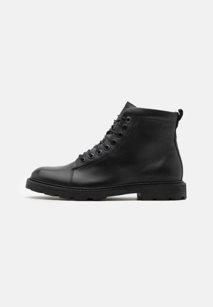 ALIAS HIKER HIGH CUT - Schnürstiefelette - black