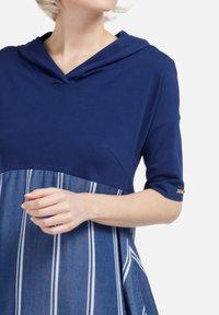 HELMIDGE - Day dress - breitband blau - 3