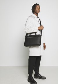 Emporio Armani - Briefcase - black - 1