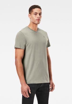 BASE-S V T S\S - Basic T-shirt - charcoal