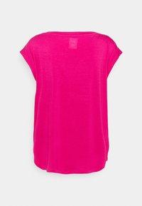 GAP - LUXE  - Camiseta básica - royal fuchsia - 1