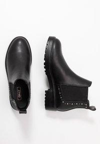 ONLY SHOES - Kotníková obuv - black - 3