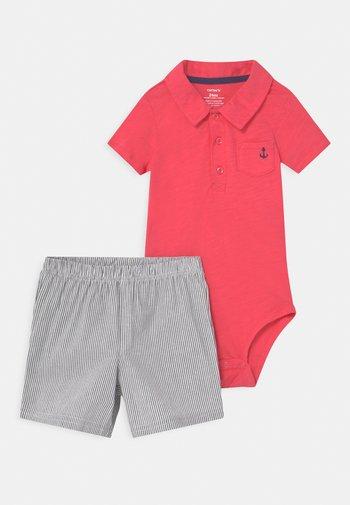 SET - Shorts - red