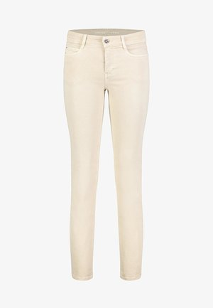 Jeans straight leg - smoothly beige