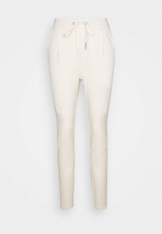 VMEVA STRING PANTS  - Tracksuit bottoms - birch