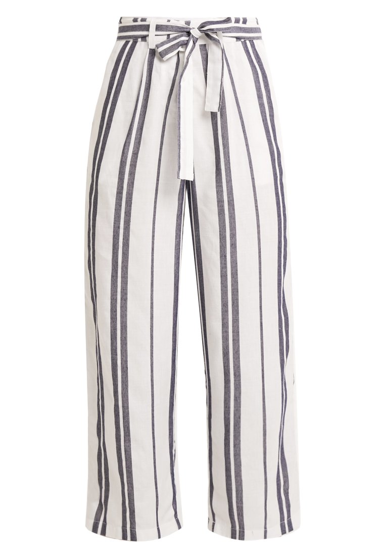 PCCELLY CULOTTE PANT Bukse bright white