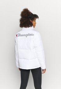 Champion - JACKET ROCHESTER - Winter jacket - white - 2