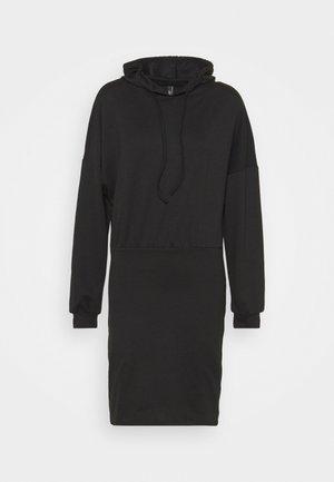 ONLSANDY SHORT DRESS - Robe en jersey - black