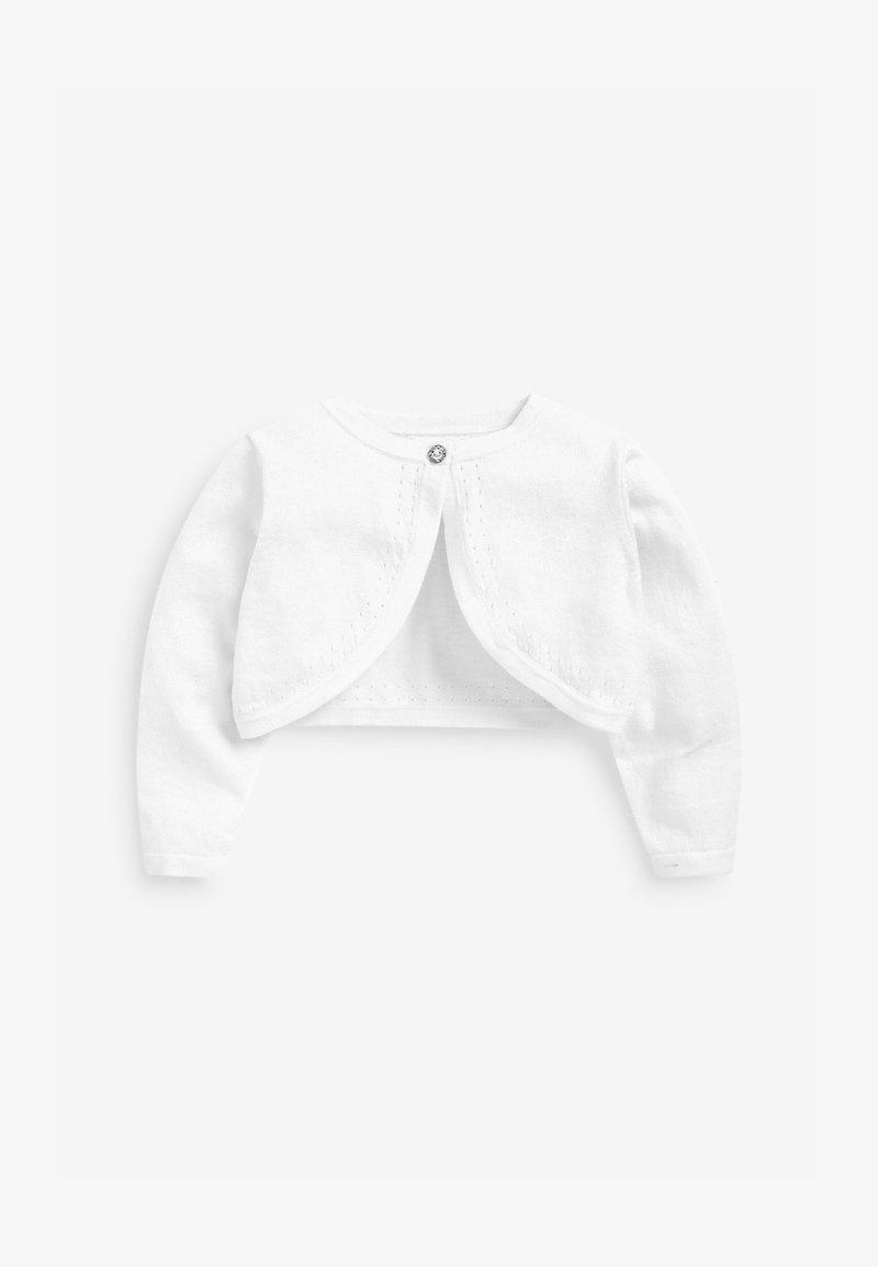 Next - Cardigan - white