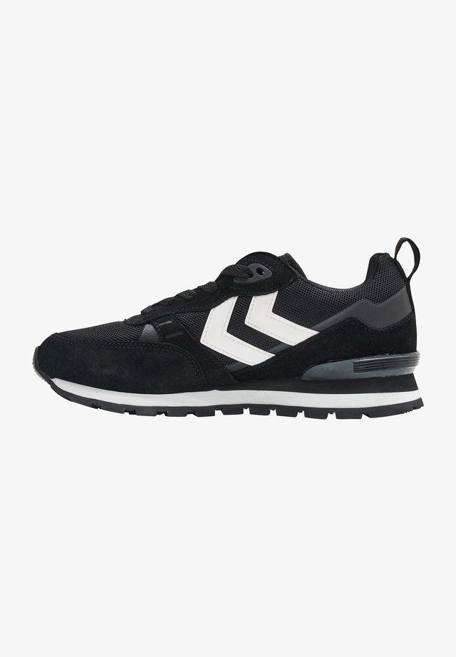 THOR  - Sneakersy niskie - black/white