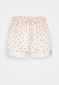Women Secret - STRAPS SHORT PANT TRENDY - Pyjamas - nude - 2