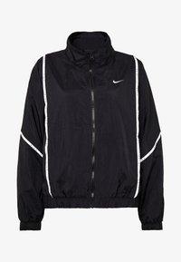 Nike Sportswear - PIPING - Leichte Jacke - black/white - 4