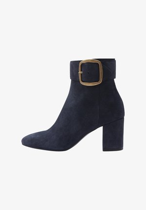 JIL - Classic ankle boots - blue