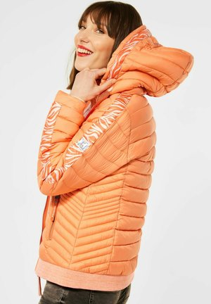 Winter jacket - orange