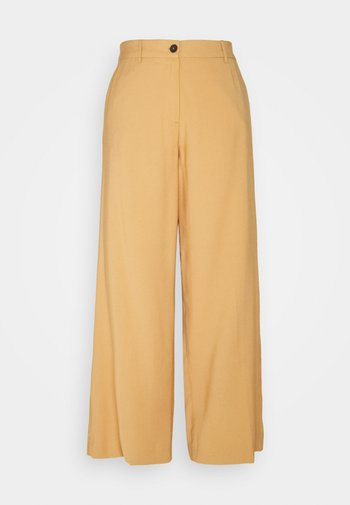 GLENNA  - Trousers - biscuit