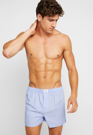 2 PACK - Boxer shorts - blue medium
