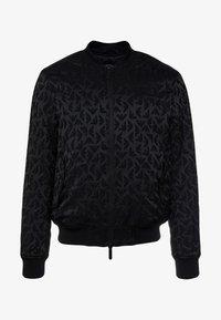 Emporio Armani - BLOUSON - Light jacket - nero - 3