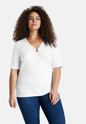 Basic T-shirt - offwhite