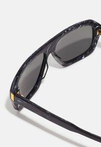 Dunhill - UNISEX - Solglasögon - black/silver-coloured - 4