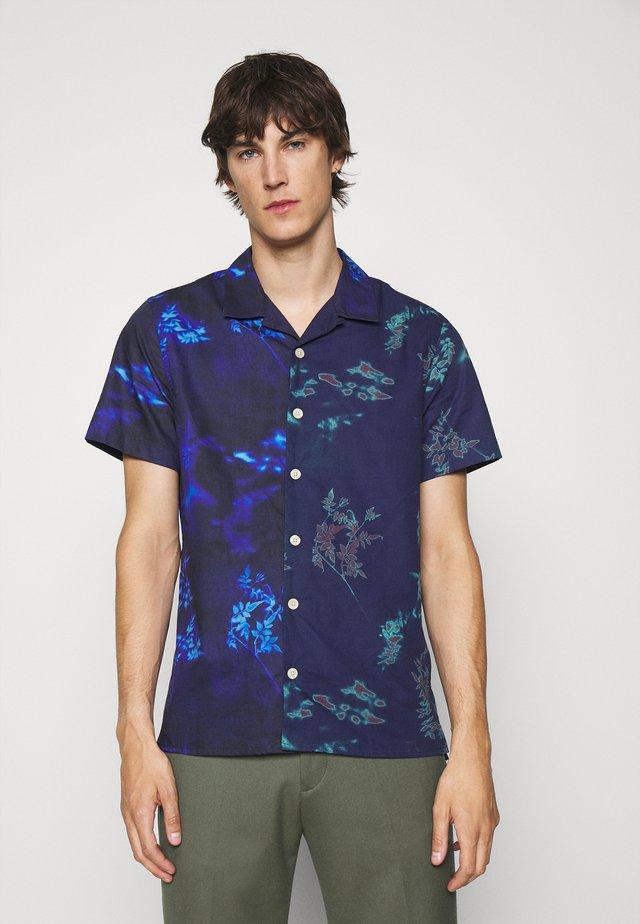CASUAL FIT SHIRT MIX UP - Shirt - dark blue
