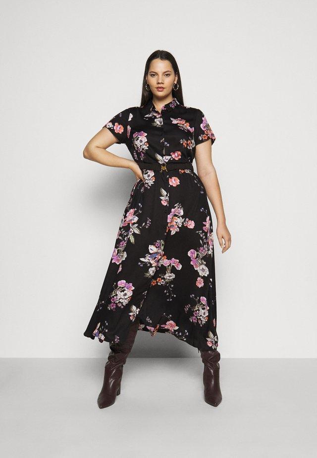 VMLOVELY  DRESS - Blousejurk - black