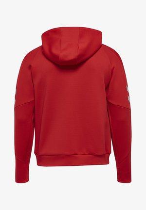 TECH MOVE  - Hoodie - true red