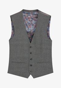 Next - Suit waistcoat - mottled grey - 5