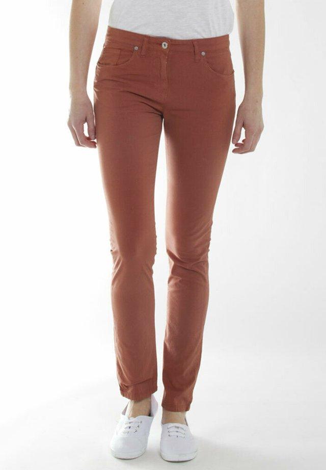 Jeans slim fit - bruciato