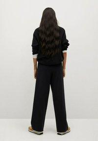 Mango - CLAU - Trousers - zwart - 2