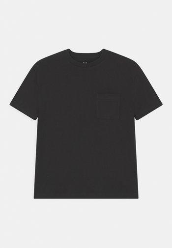 BOY TEE - T-shirt basique - black