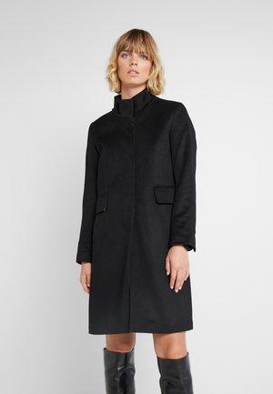 COAT - Płaszcz wełniany /Płaszcz klasyczny - black