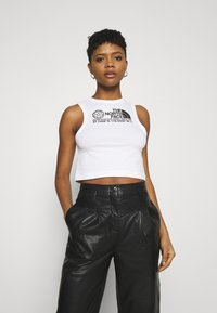 The North Face - COORDINATES TANK - Top - white - 0