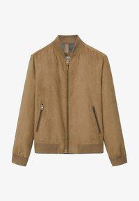 Mango - Light jacket - beige - 5