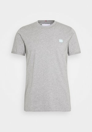 PIECE - Basic T-shirt - light grey melange