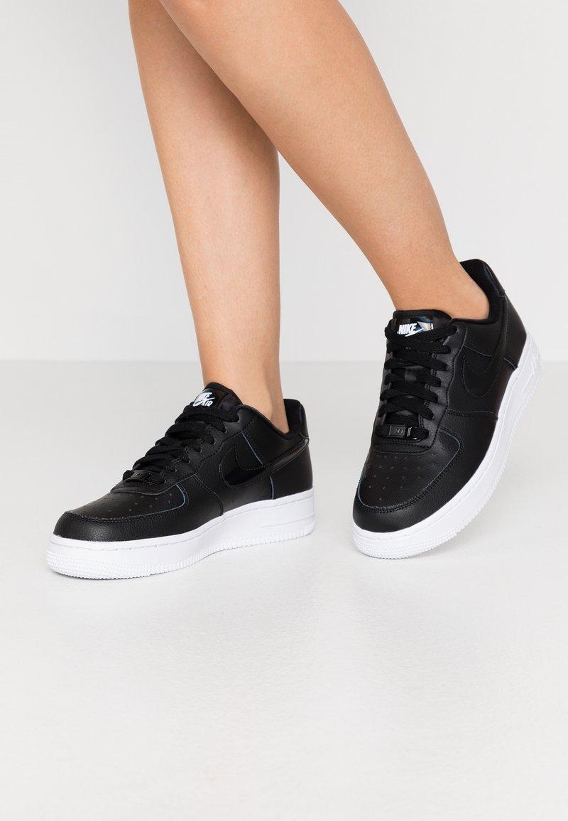 Nike Sportswear - AIR FORCE 1 - Trainers - black/white