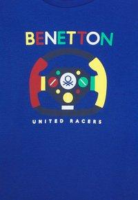 Benetton - Longsleeve - blue - 2