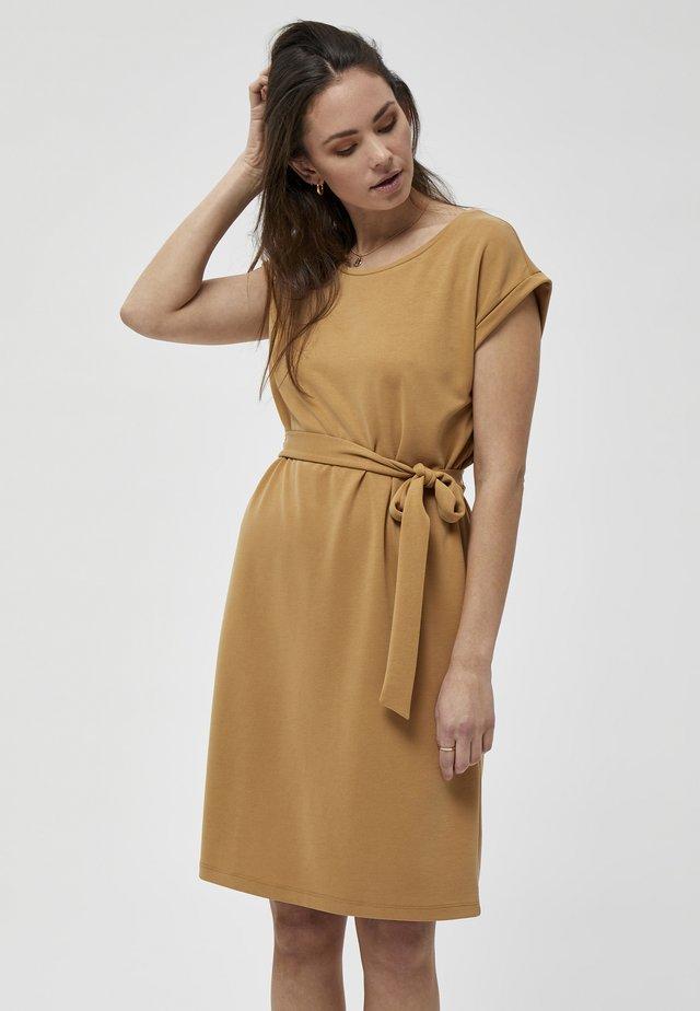 Korte jurk - prairie sand